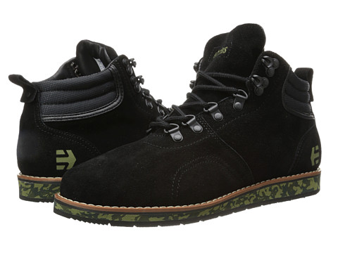 etnies - Polarise (Black/Green) Men