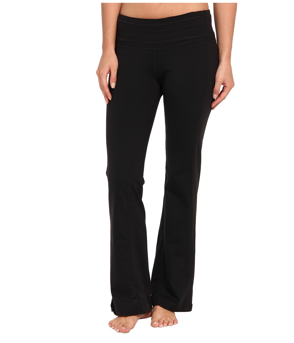 Prana - Olympia Pant (Black) Women's Casual Pants