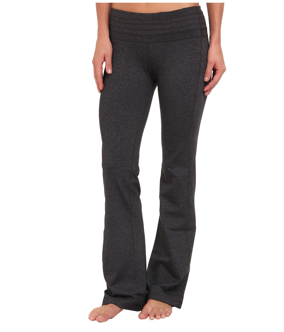 Prana - Olympia Pant (Charcoal Heather) Women's Casual Pants