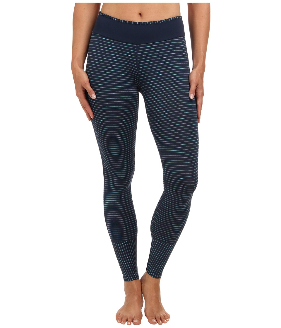 Prana - Sapphire Legging (Dress Blue) Women's Casual Pants
