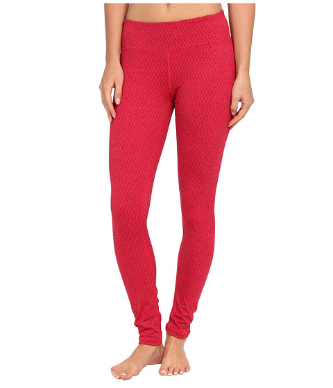 Prana - Misty Legging (Pinkberry Diamond) Women's Workout