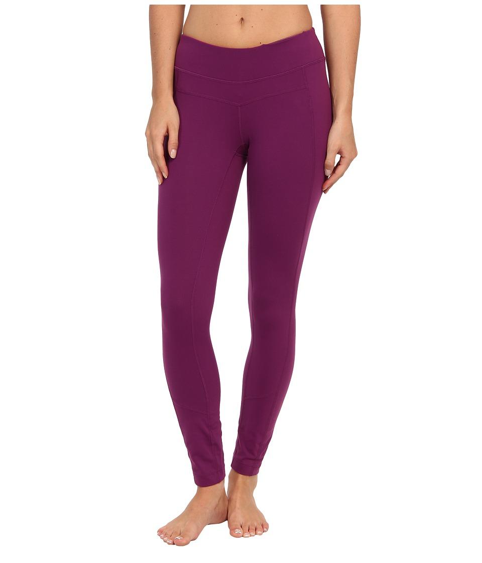 Prana - Gabi Legging (Red Violet) Women's Casual Pants