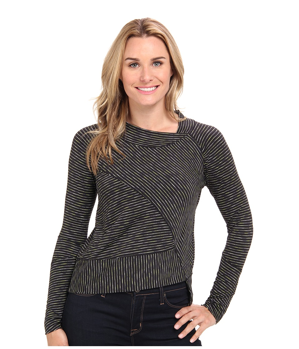 Prana - Alicia Pullover Top (Black) Women