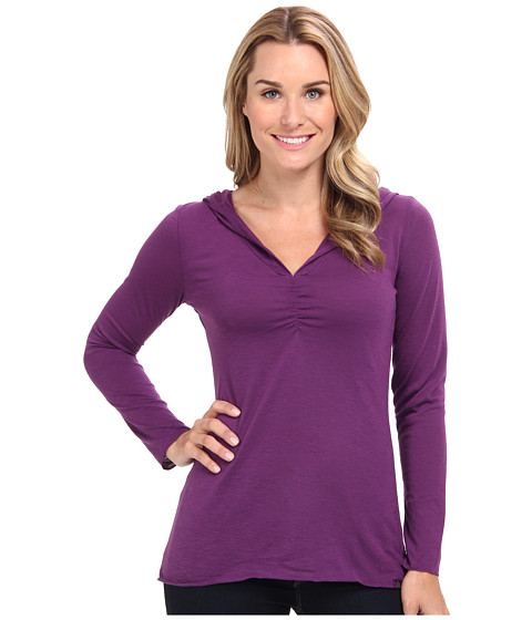 Prana - Perry Pullover Top (Red Violet) Women