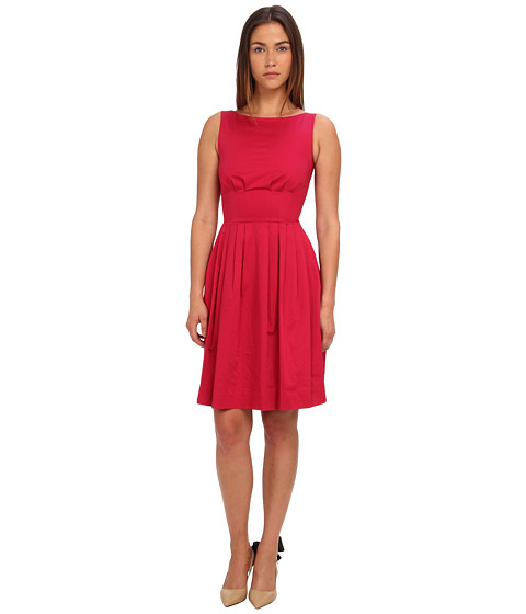 Kate Spade New York - Sonja Dress (Tango Red) Women