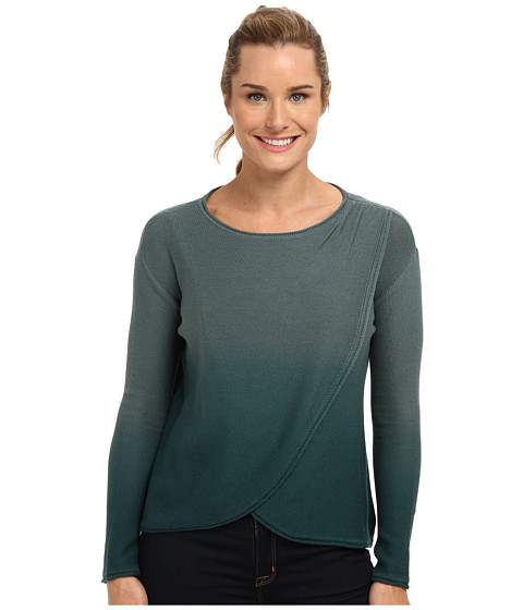 Prana - Juliana Sweater (Dusty Teal) Women's Sweater