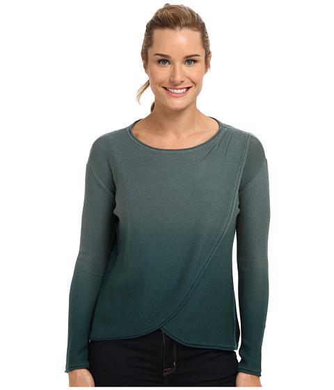 Prana - Juliana Sweater (Dusty Teal) Women's Sweater