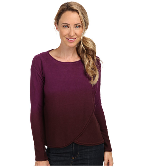 Prana - Juliana Sweater (Red Violet) Women