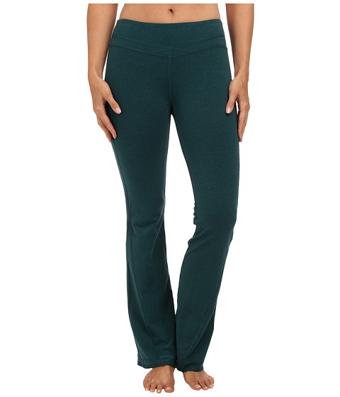 Prana - Linea Pant (Deep Teal) Women's Workout