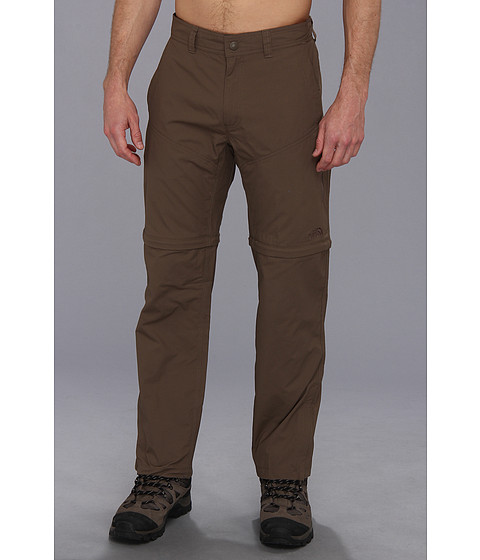 The North Face - Horizon II Convertible Pant (Weimaraner Brown) Men's Casual Pants