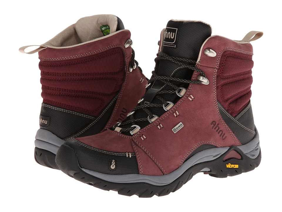 Ahnu Montara Boot (Red Mahogany) Women