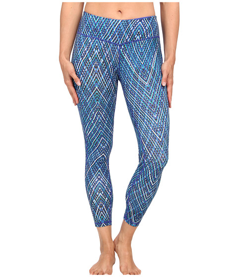 Prana - Misty Legging (Dragonfly Sierra) Women's Workout