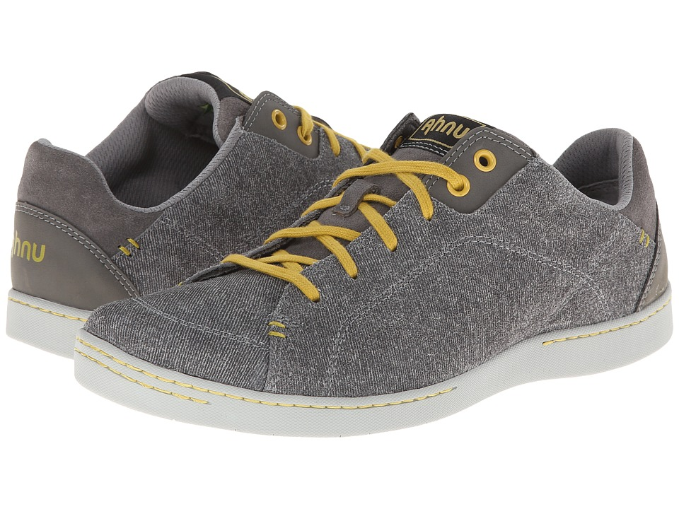 Ahnu - Noe (Charcoal Grey) Women's Lace up casual Shoes