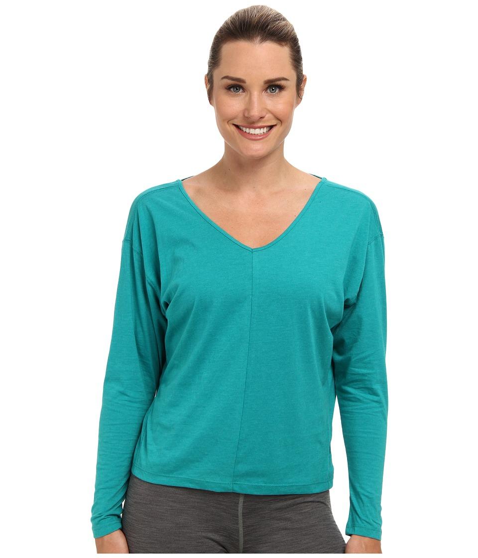 Prana - Bianca Top (Dragonfly) Women's Long Sleeve Pullover
