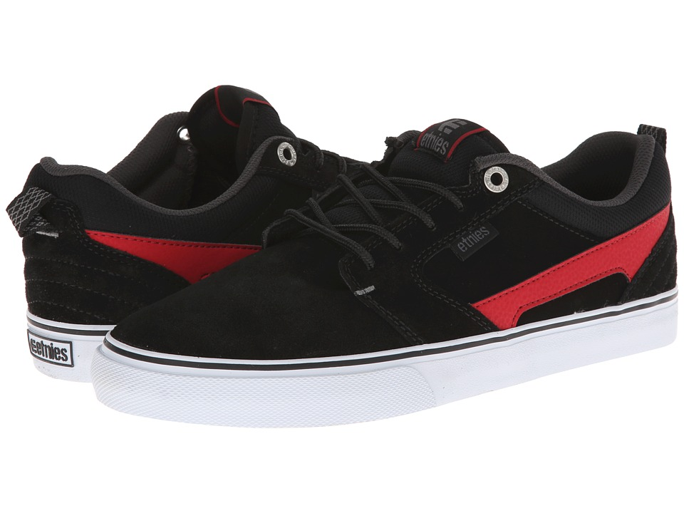 etnies - Rap CT (Black) Men's Skate Shoes
