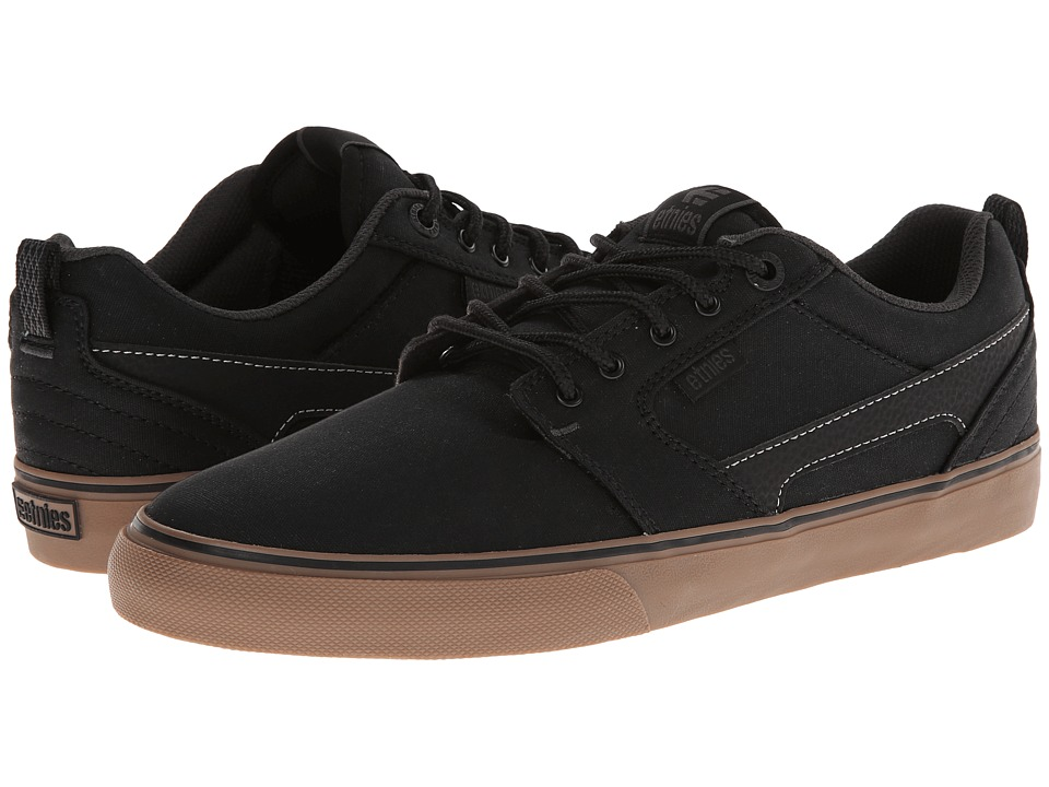 etnies - Rap CT (Black/Gum) Men