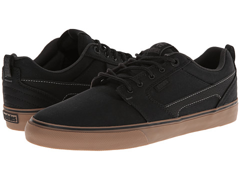 etnies - Rap CT (Black/Gum) Men's Skate Shoes