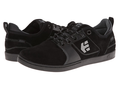 etnies - Verse (Black/Black) Men's Skate Shoes