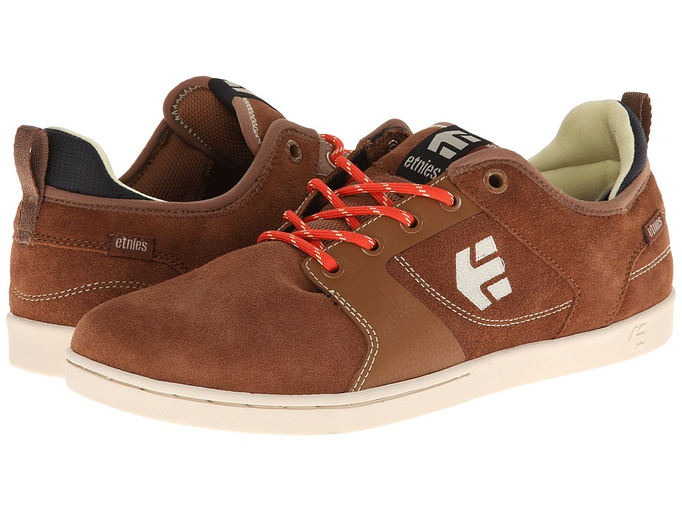 etnies - Verse (Brown) Men's Skate Shoes