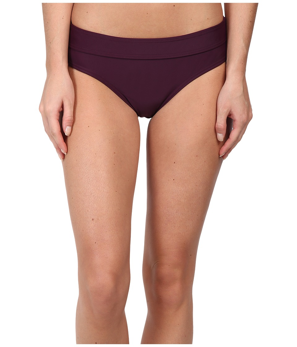 Prana - Ramba Bottom (Merlot) Women's Swimwear