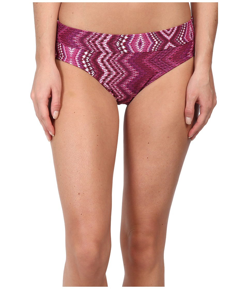 Prana - Ramba Bottom (Wine Adrie) Women's Swimwear