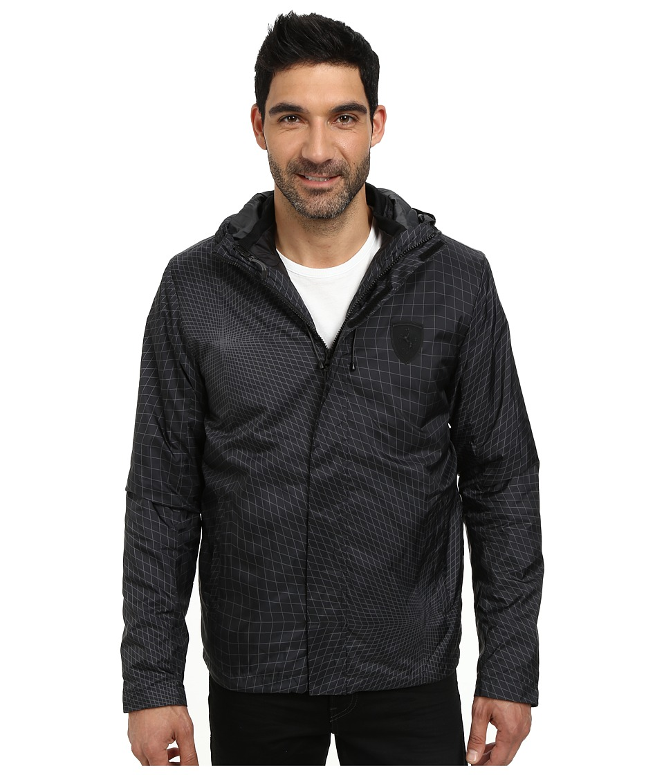 PUMA - Ferrari Concept Jacket (Black) Men's Jacket