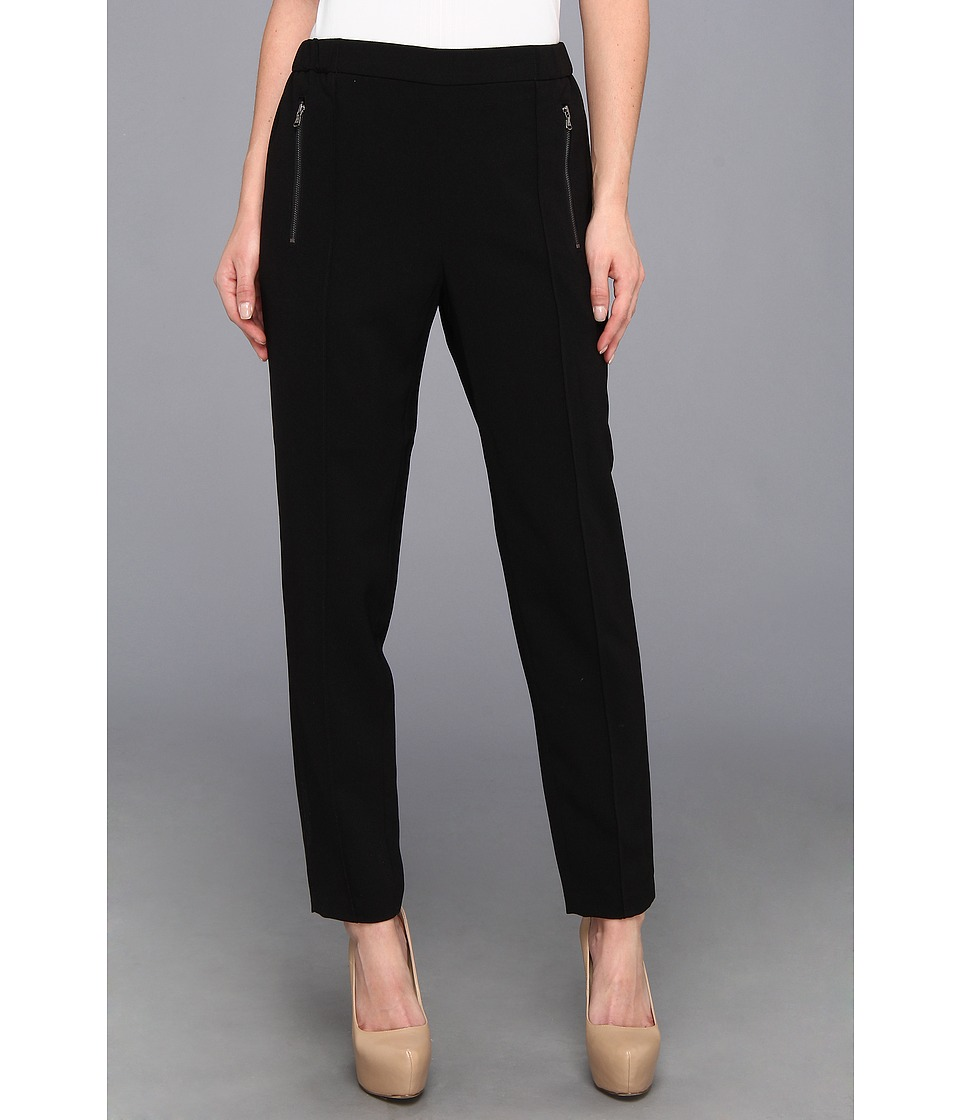 Kenneth Cole New York - Lara Pant (Black) Women's Casual Pants