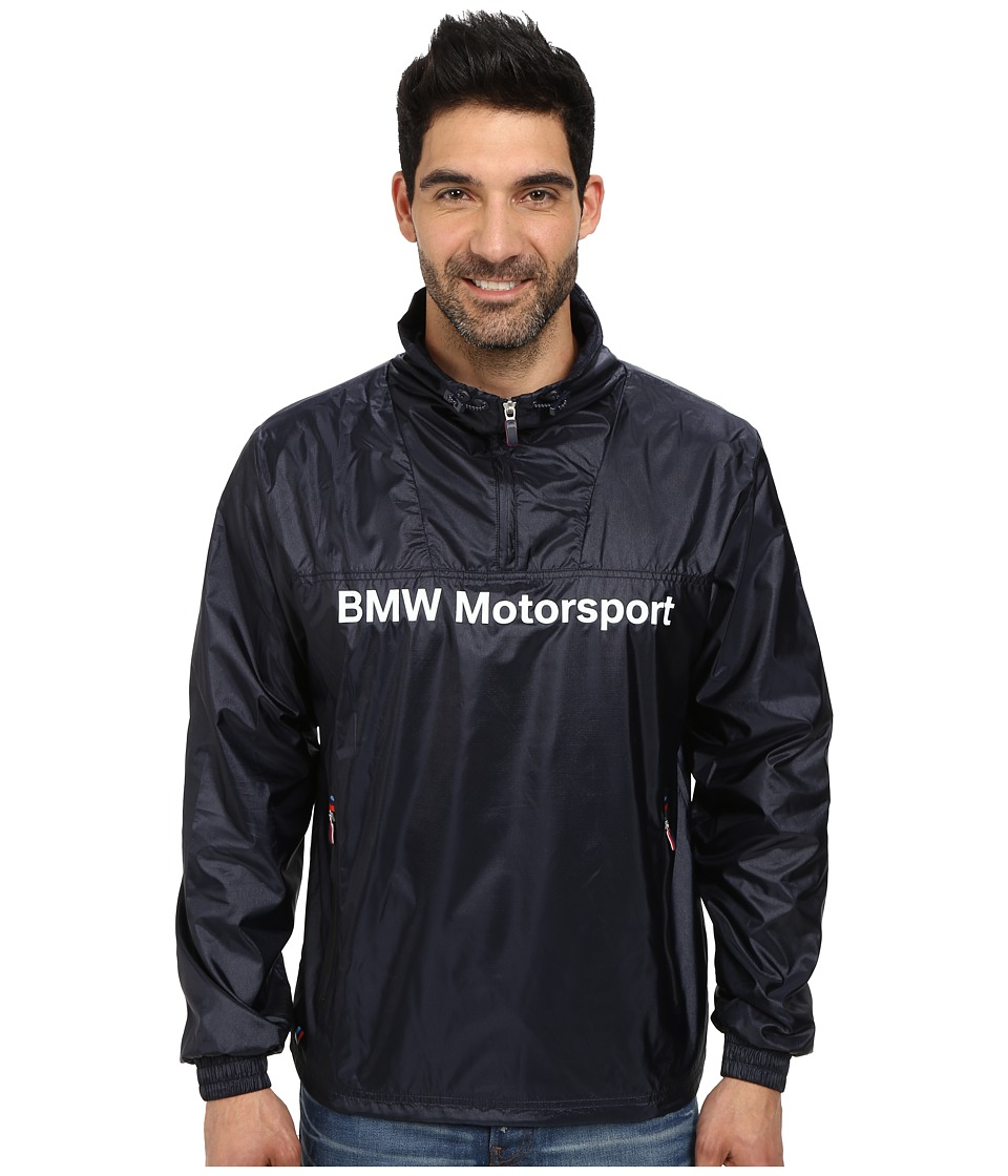 PUMA - Bmw Msp Windbreaker (BMW Team Blue) Men's Jacket