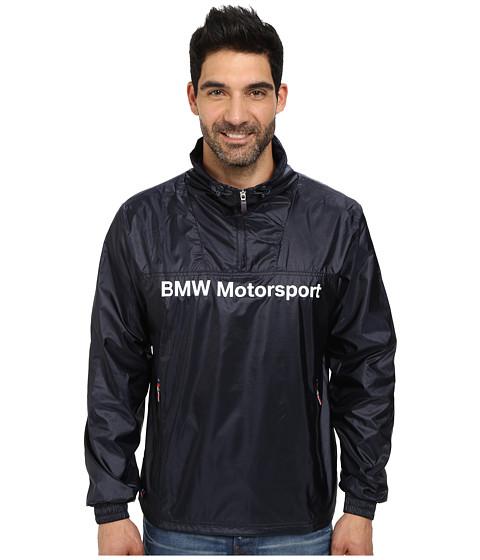 PUMA - Bmw Msp Windbreaker (BMW Team Blue) Men's Jacket