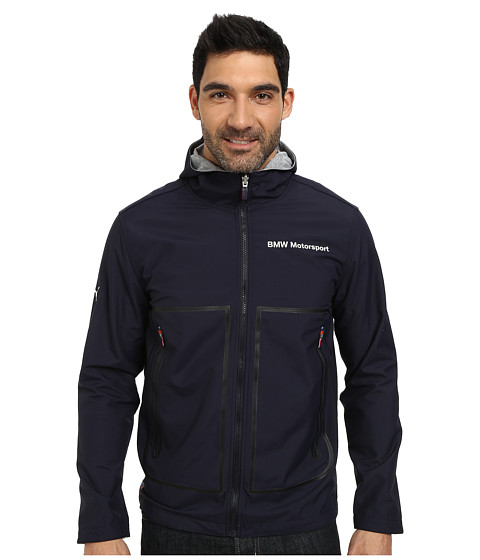 PUMA - Bmw Msp Concept Jacket (BMW Team Blue) Men's Jacket