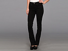 Seven7 Jeans - Rocker Slim in Rinse Black (Rinse Black) - Apparel