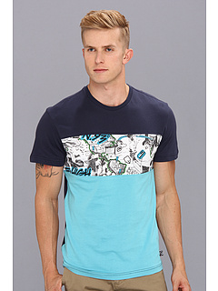 SALE! $14.99 - Save $5 on Ecko Unltd Pieced Map Better Tee (Indigo Navy) Apparel - 23.13% OFF $19.50