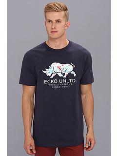SALE! $14.99 - Save $5 on Ecko Unltd Traveling Rhino Tee (Indigo Navy) Apparel - 23.13% OFF $19.50