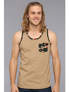 SALE! $14.99 - Save $5 on Ecko Unltd Camo Pocket Tank (Light Khaki) Apparel - 23.13% OFF $19.50