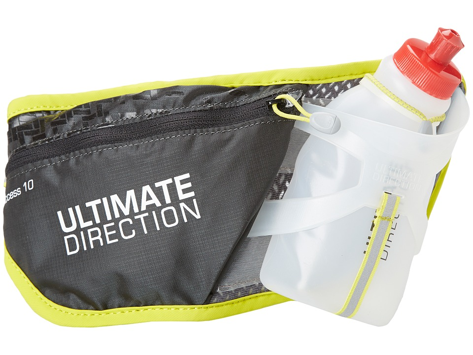 Ultimate Direction - Access 10 (Acid/Black) Athletic Sports Equipment
