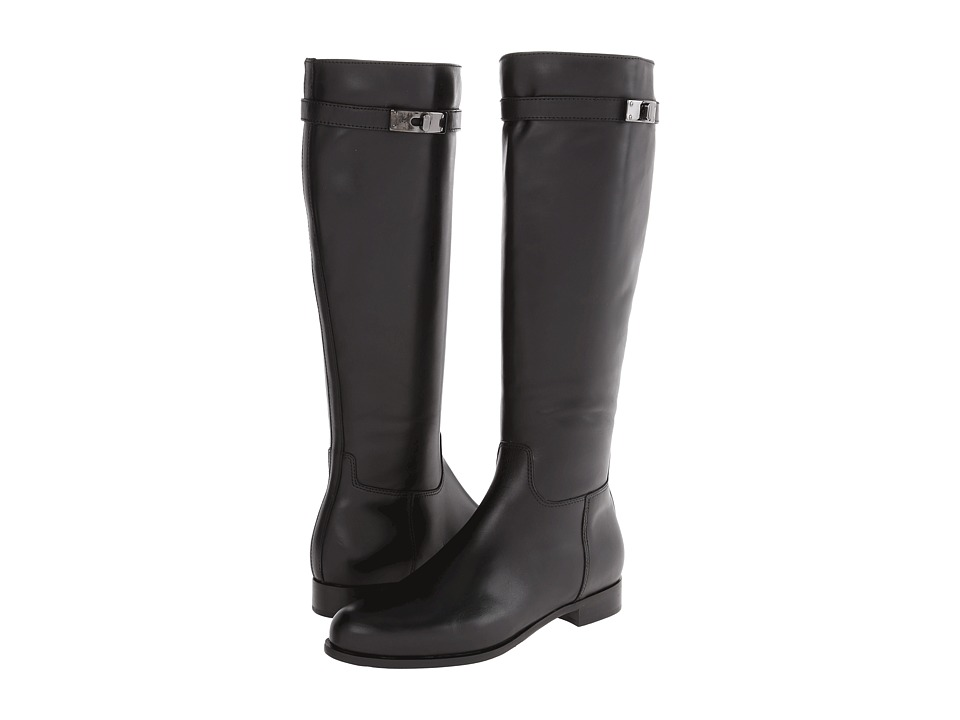 La Canadienne - Shaw (Black Leather) Women's Boots