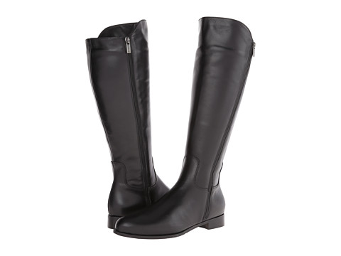 La Canadienne - Sofia (Black Leather) Women's Boots