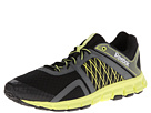 Reebok Smoothflex Flyer RS 2.0 (Black/Rivet Grey/High Vis Green) Men's Shoes