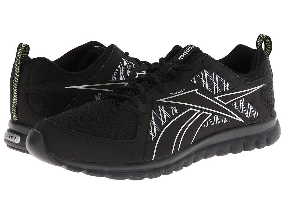 0facc743a434ad Reebok Sublite Escape MT Mens Shoes (Black) on PopScreen