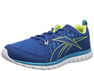 Reebok - Sublite Escape MT (Impact Blue/High Vis Green/Flight Blue/Silver Metallic/White)