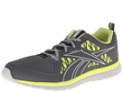 Reebok - Sublite Escape MT (Rivet Grey/High Vis Green/Flat Grey/Steel/Black)