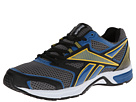 Reebok Southrange Run L (Rivet Grey/Persian Blue/Retro Yellow/Black/White) Men's Running Shoes