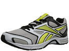 Reebok Southrange Run L (Pure Silver/White/Black/High Vis Green) Men's Running Shoes