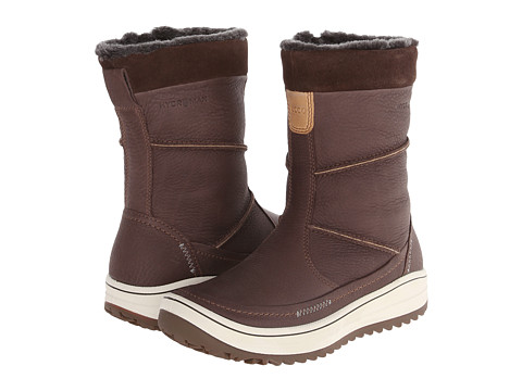ECCO Sport - Trace Plus (Coffee/Coffee) Women's Pull-on Boots