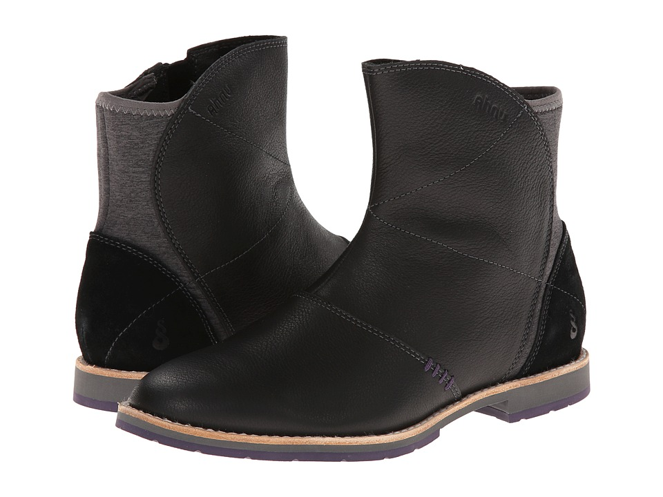 Ahnu - Octavia (Black) Women's Shoes