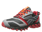 Reebok Trailgrip RS 3.0 (Flat Grey/Gravel/Excellent/Red/Flux Orange) Men's Shoes