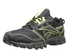 Reebok Trailgrip RS 3.0 (Black Gravel/High Vis Green) Men's Shoes