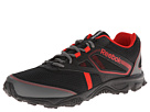 Reebok Trail Voyager RS (Black/China Red/Rivet Grey) Men's Shoes