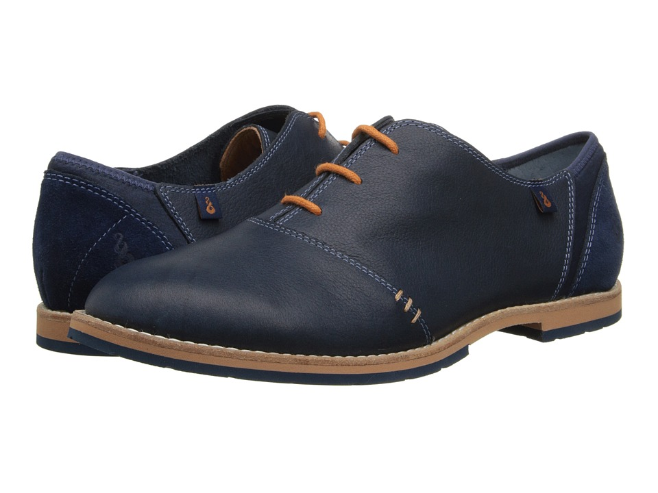 Ahnu - Emery (Dress Blue) Women's Shoes