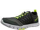 Reebok Yourflex Train 5.0 MT (Rivet Grey/White/Black/Solar Yellow) Men's Running Shoes